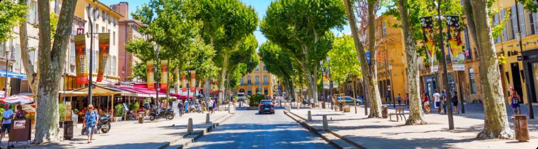 Bannière Aix-en-Provence
