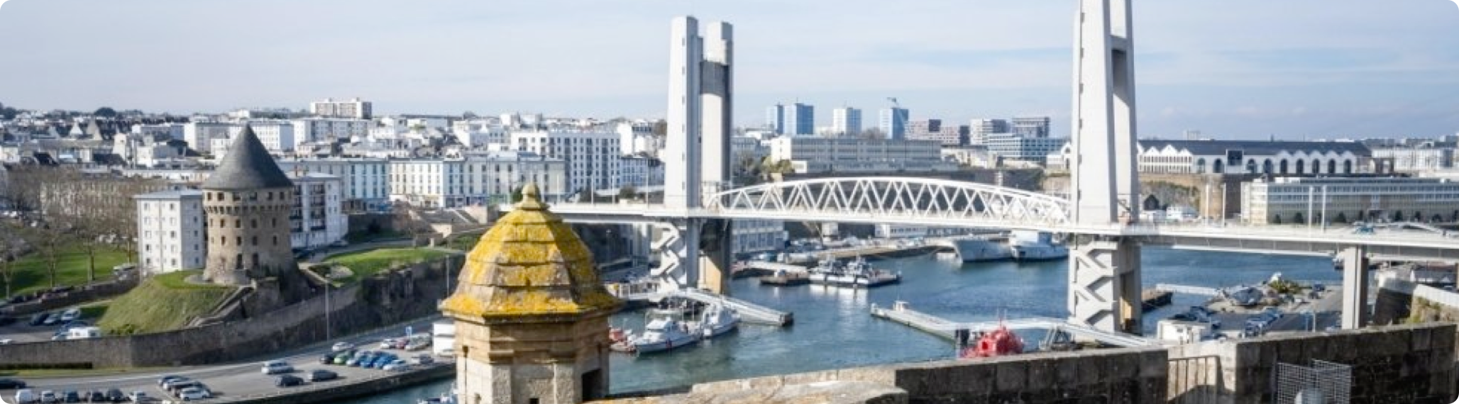 Bannière Brest