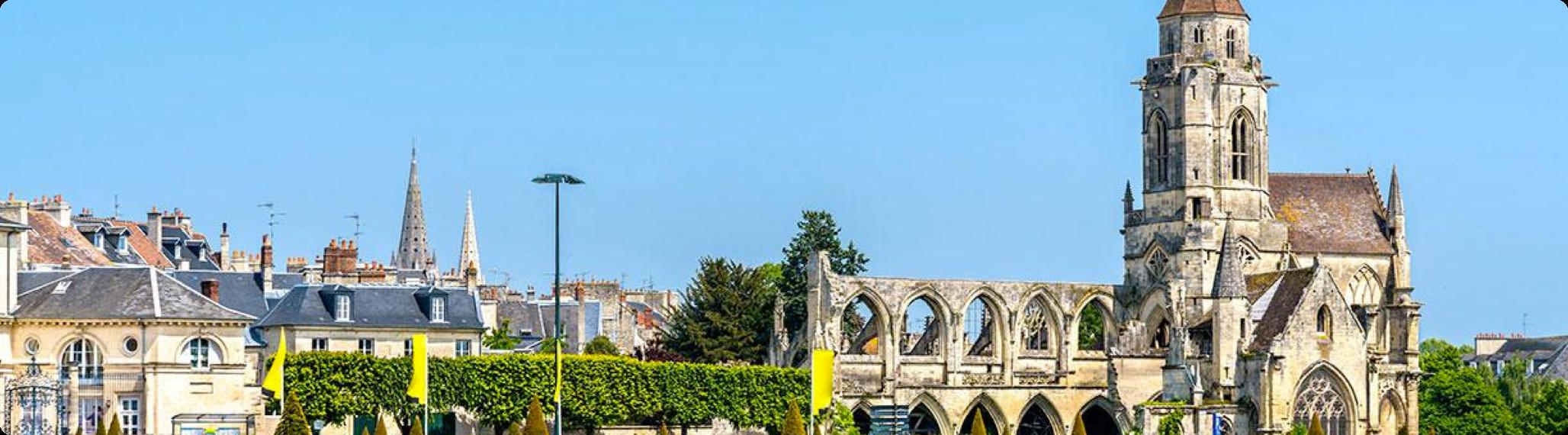 Bannière Caen