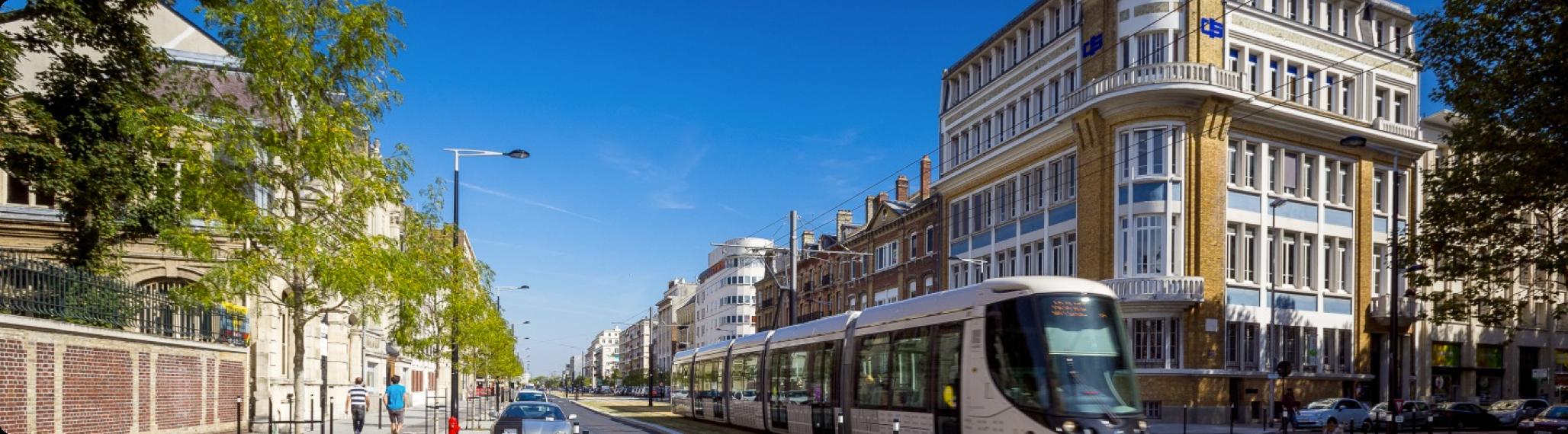 Bannière Le Havre