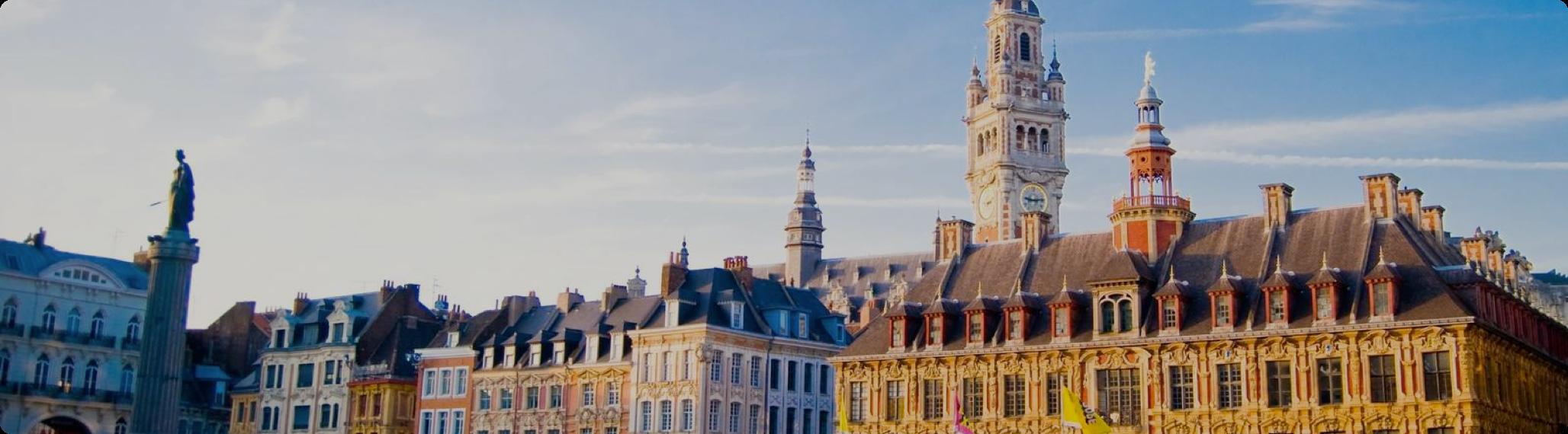 Bannière Lille