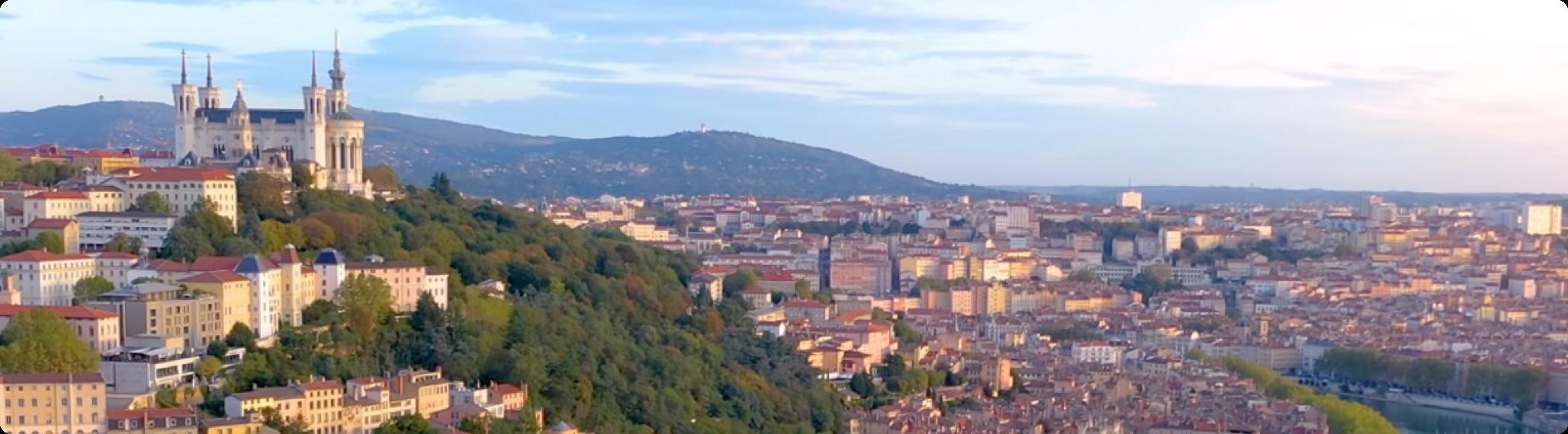 Bannière Lyon