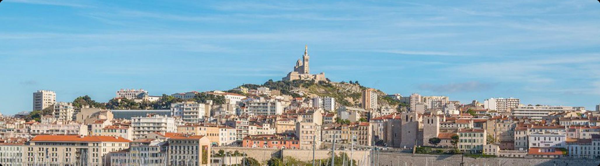 Bannière Marseille
