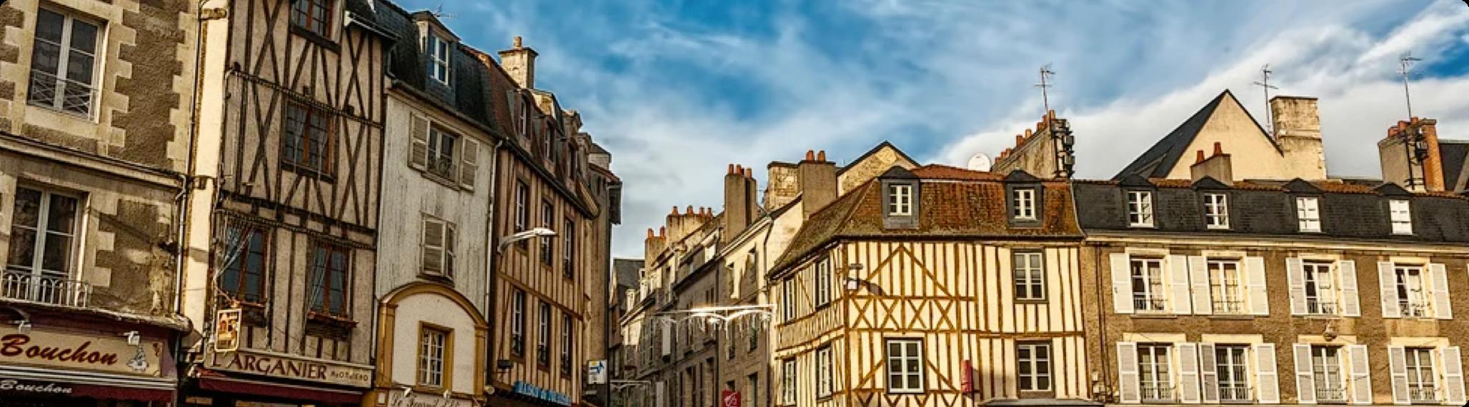 Bannière Poitiers