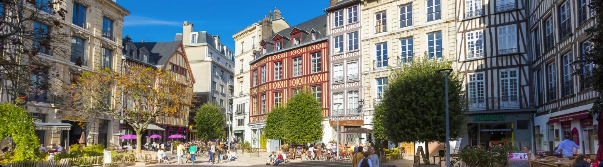 Bannière Rouen