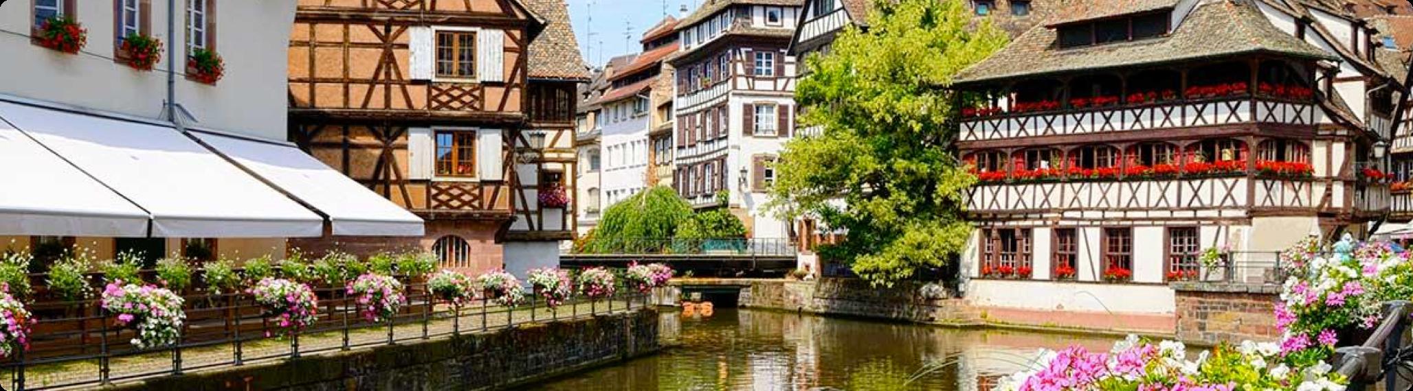 Bannière Strasbourg
