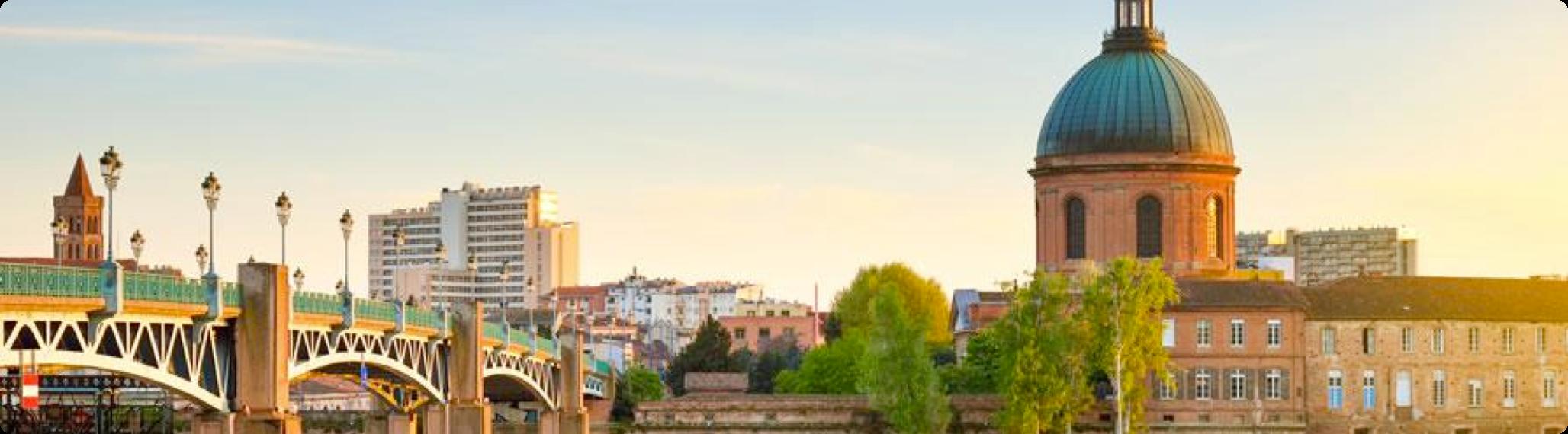 Bannière Toulouse